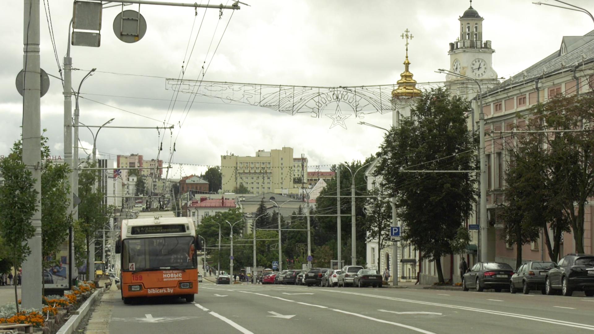 dozhinki - Витебск готовится к «Дажынкам-2020» (видео)