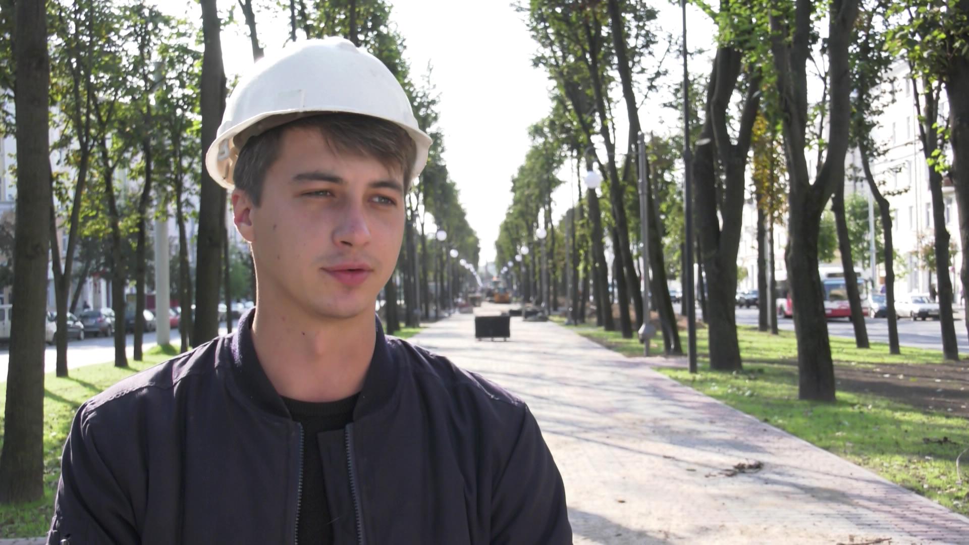 kirova - Реконструкция улицы Кирова. Как меняется сквер? (видео)