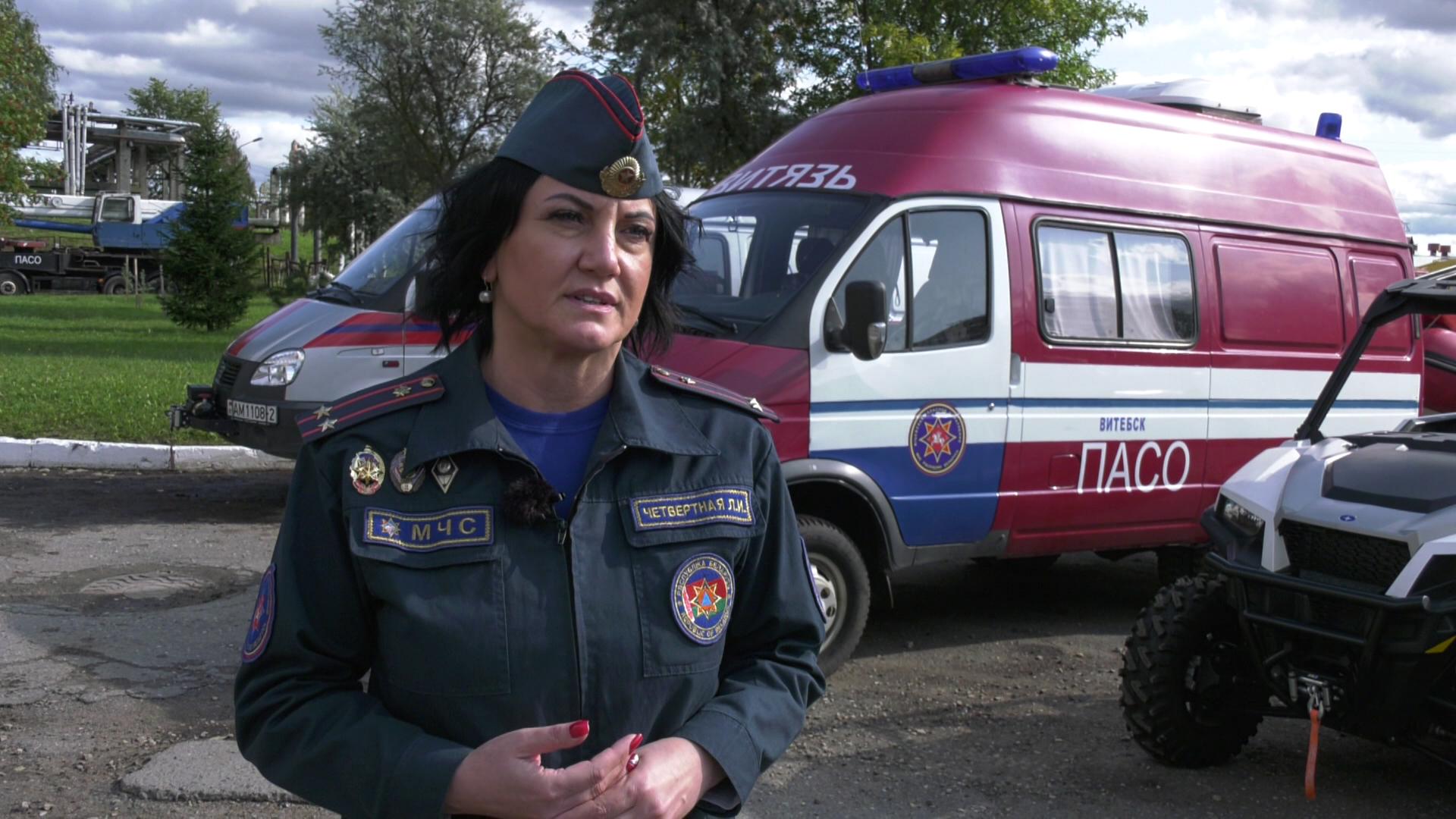 mchs - Спасатели ищут потерявшихся в лесу (видео)