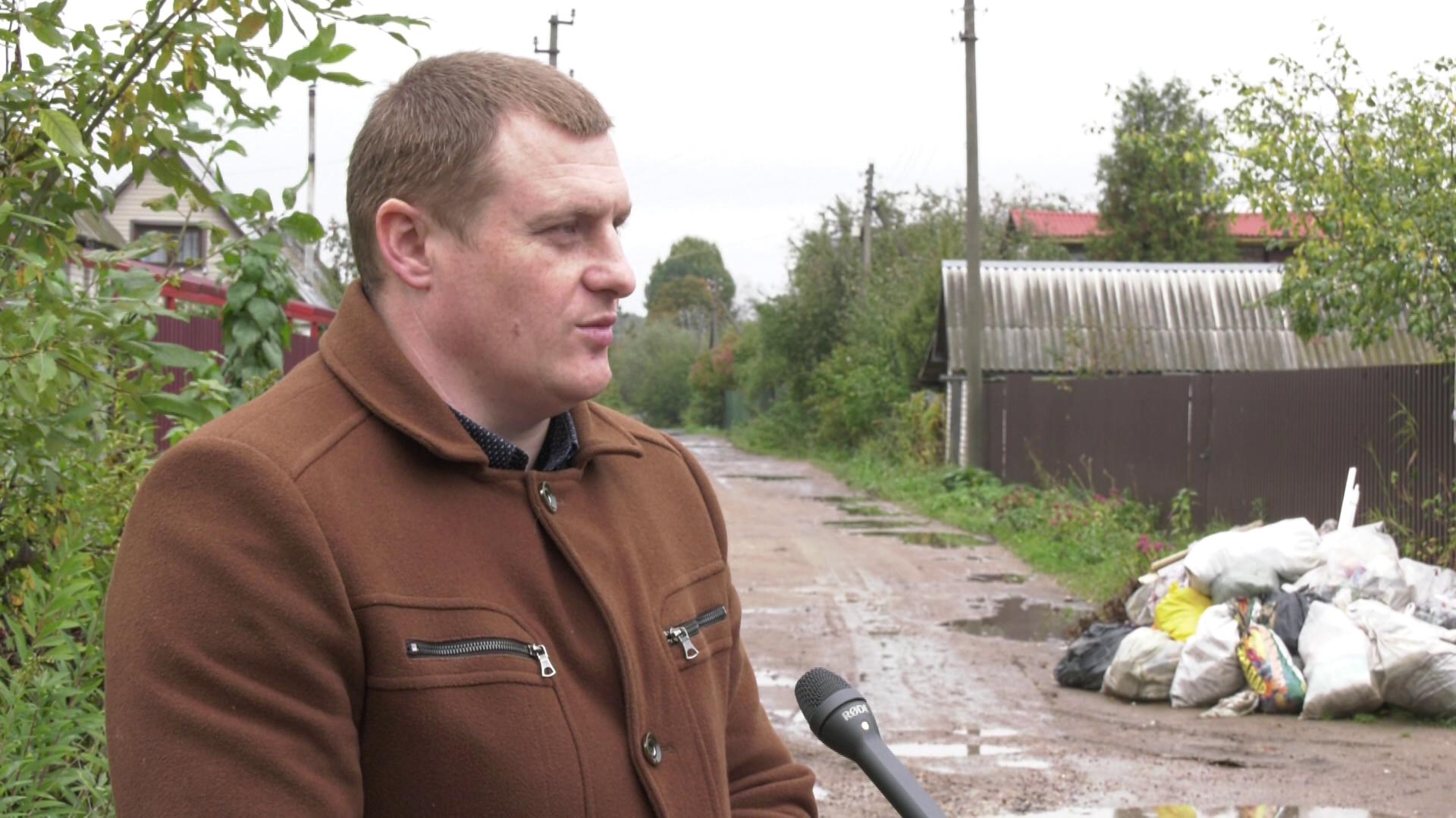 musorka - Борьба со свалками в дачных посёлках Витебской области (видео)