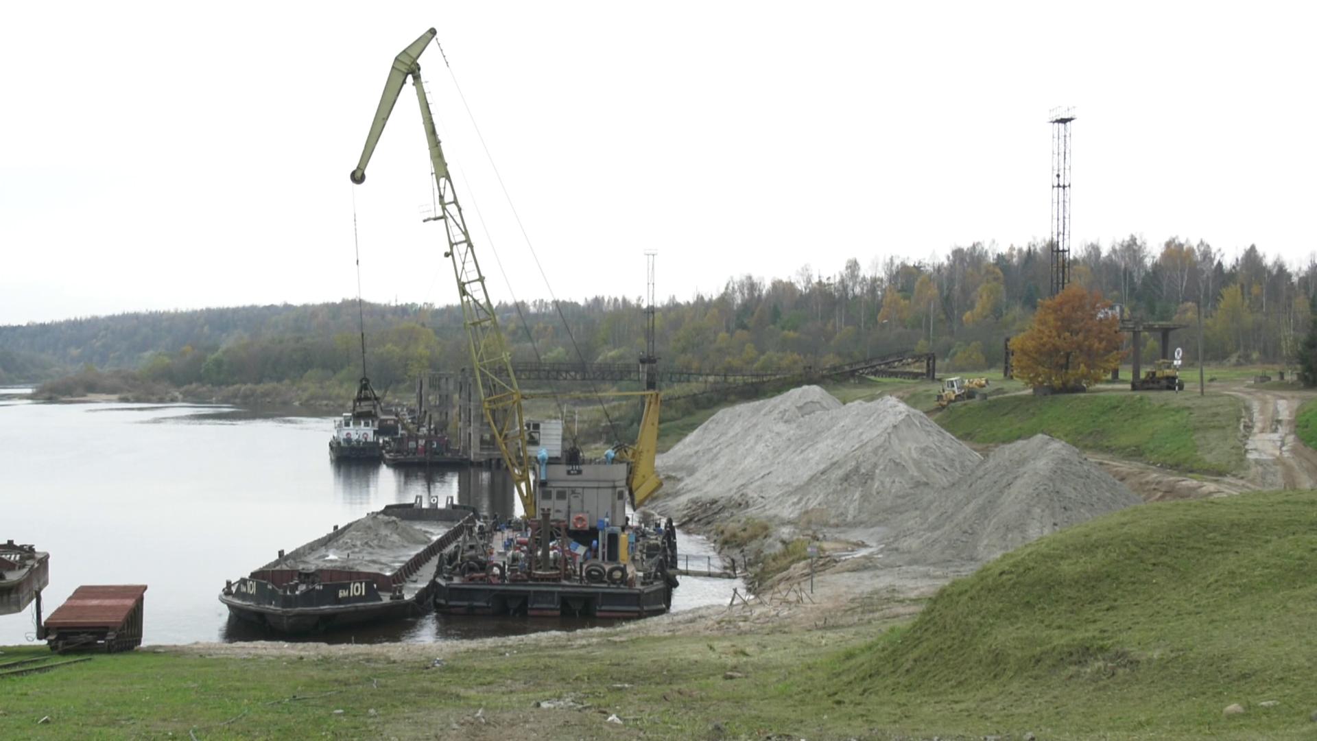 port - Чем занимается предприятие «Витебскводтранс»? (видео)