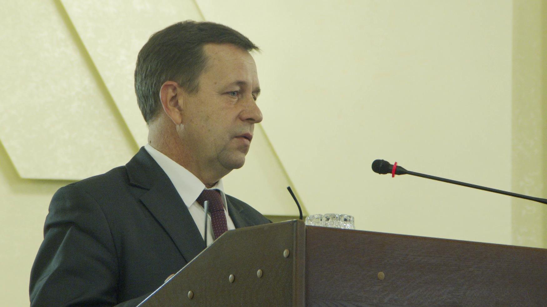 senkevich - Штаб по противодействию COVID-19 возобновил работу в Витебске (видео)