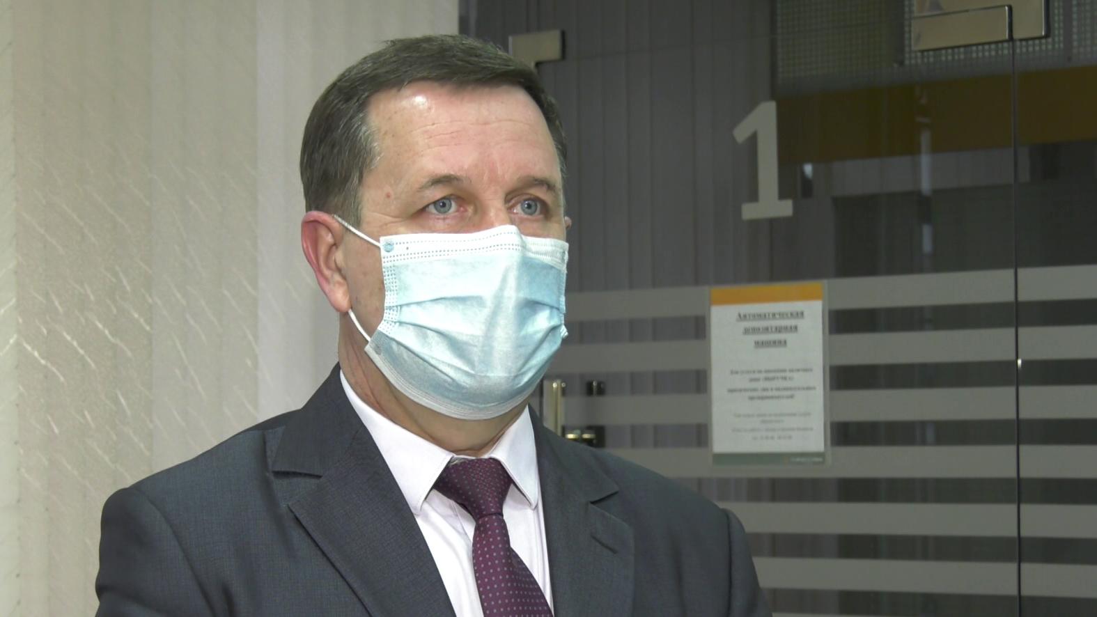 senkevich - В Витебске контролируют соблюдение масочного режима (видео)