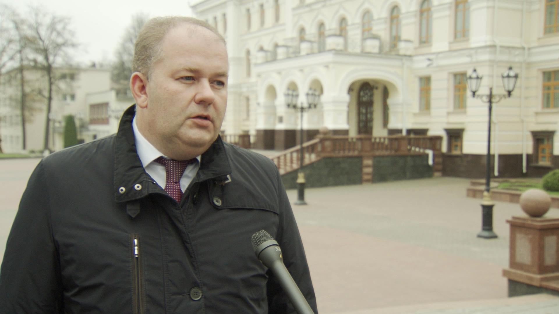 vishneveckij 1 - В Витебске перепрофилируют больницы под COVID-19 (видео)