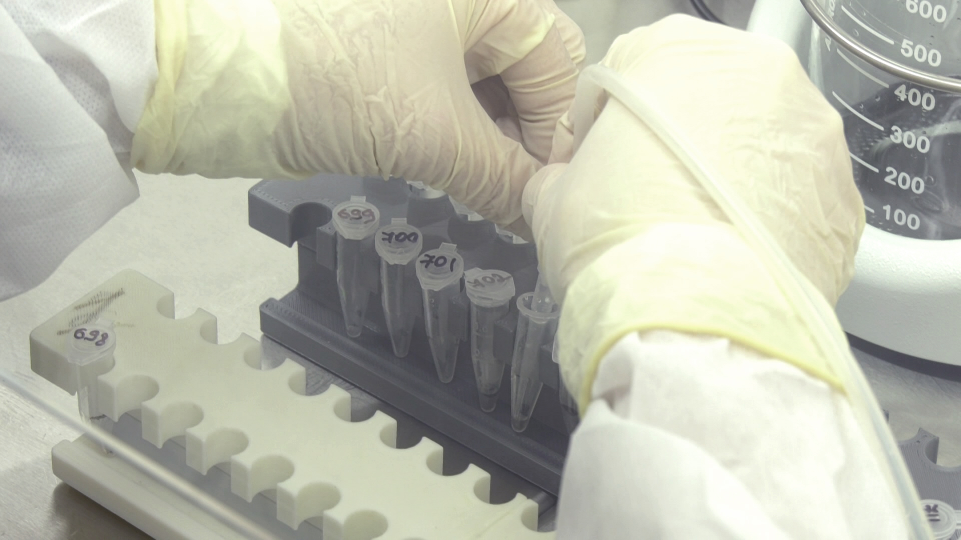 laboratorija - Новая ПЦР-лаборатория начала работать в Витебске (видео)