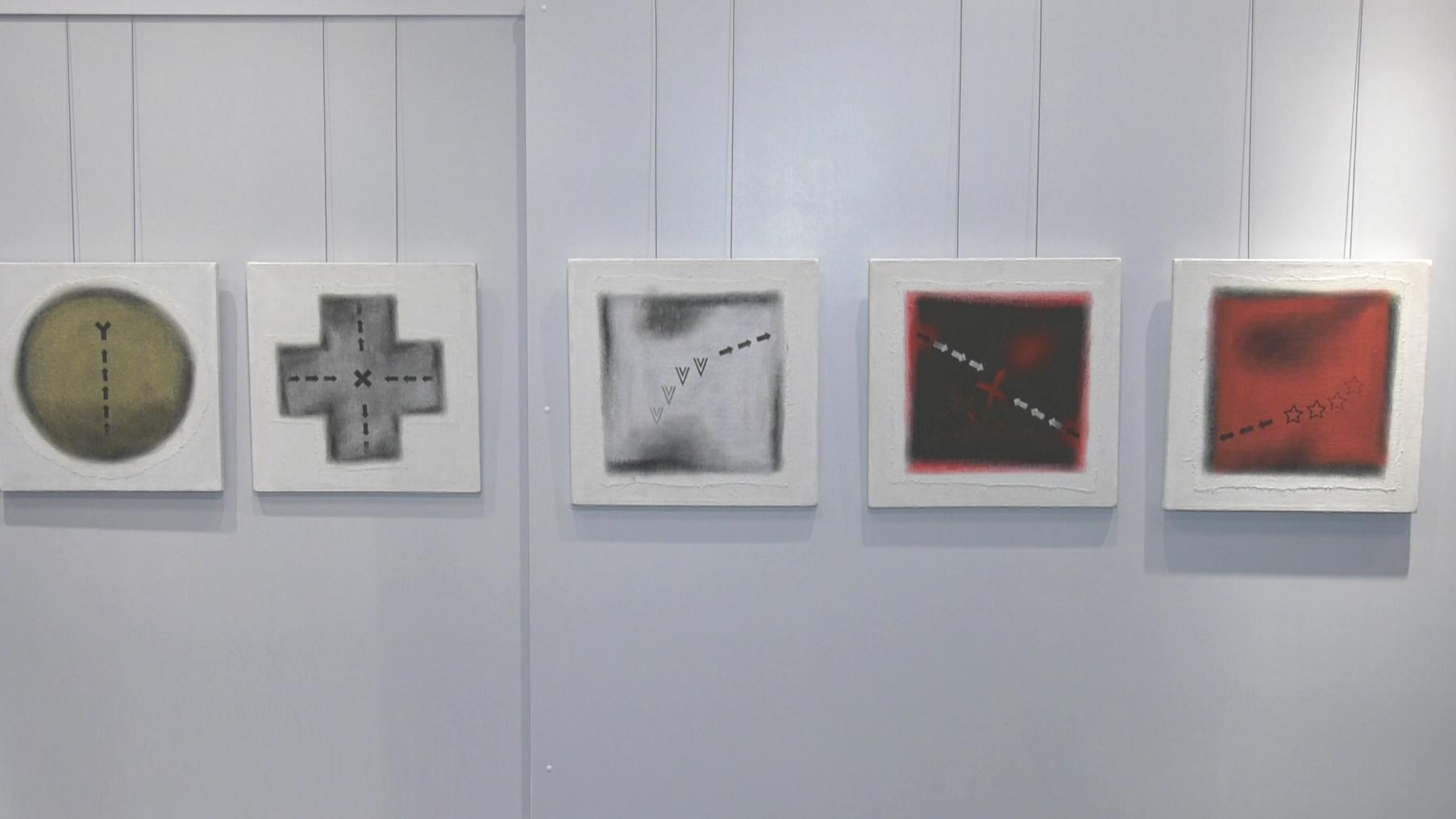 vystavka - Юбилейная выставка Нины Ковалёвой в Музее истории ВНХУ (видео)