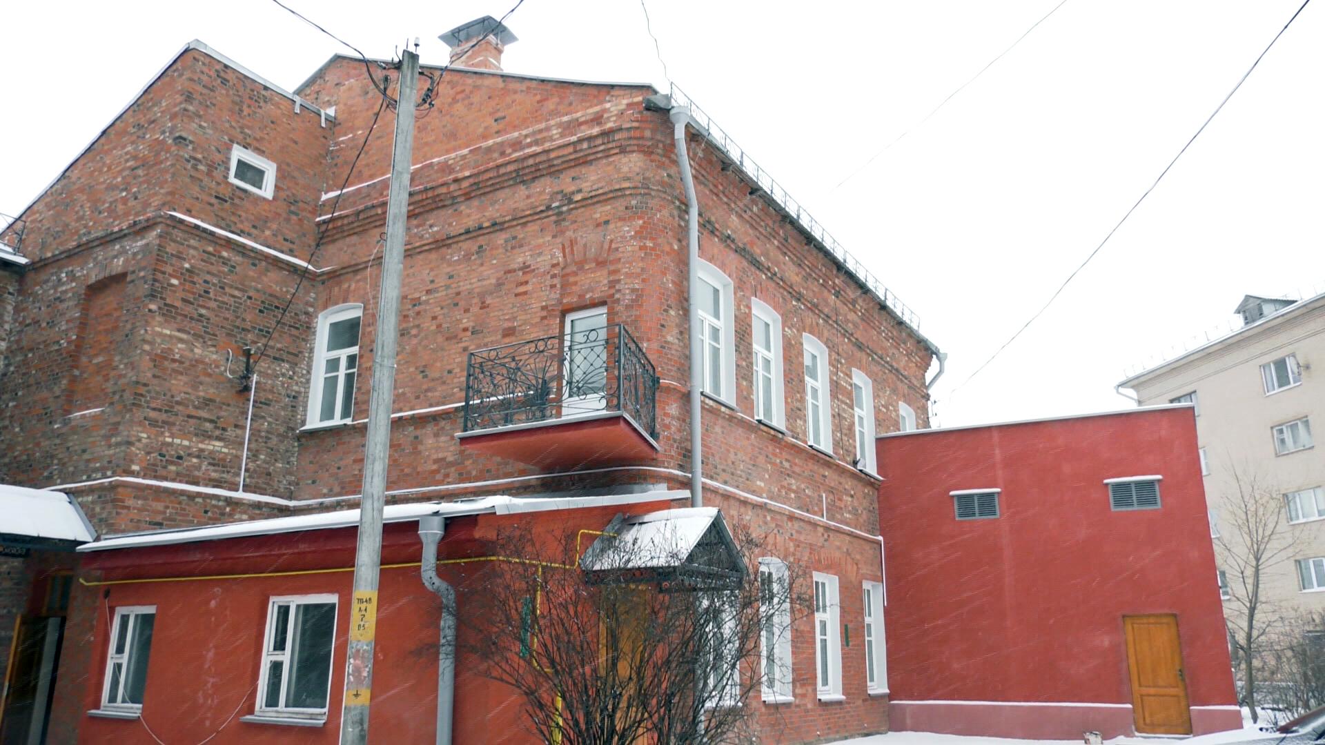 dom na zenkovoj - В Витебске отремонтировали дом-памятник. Жильцы возмущены (видео)
