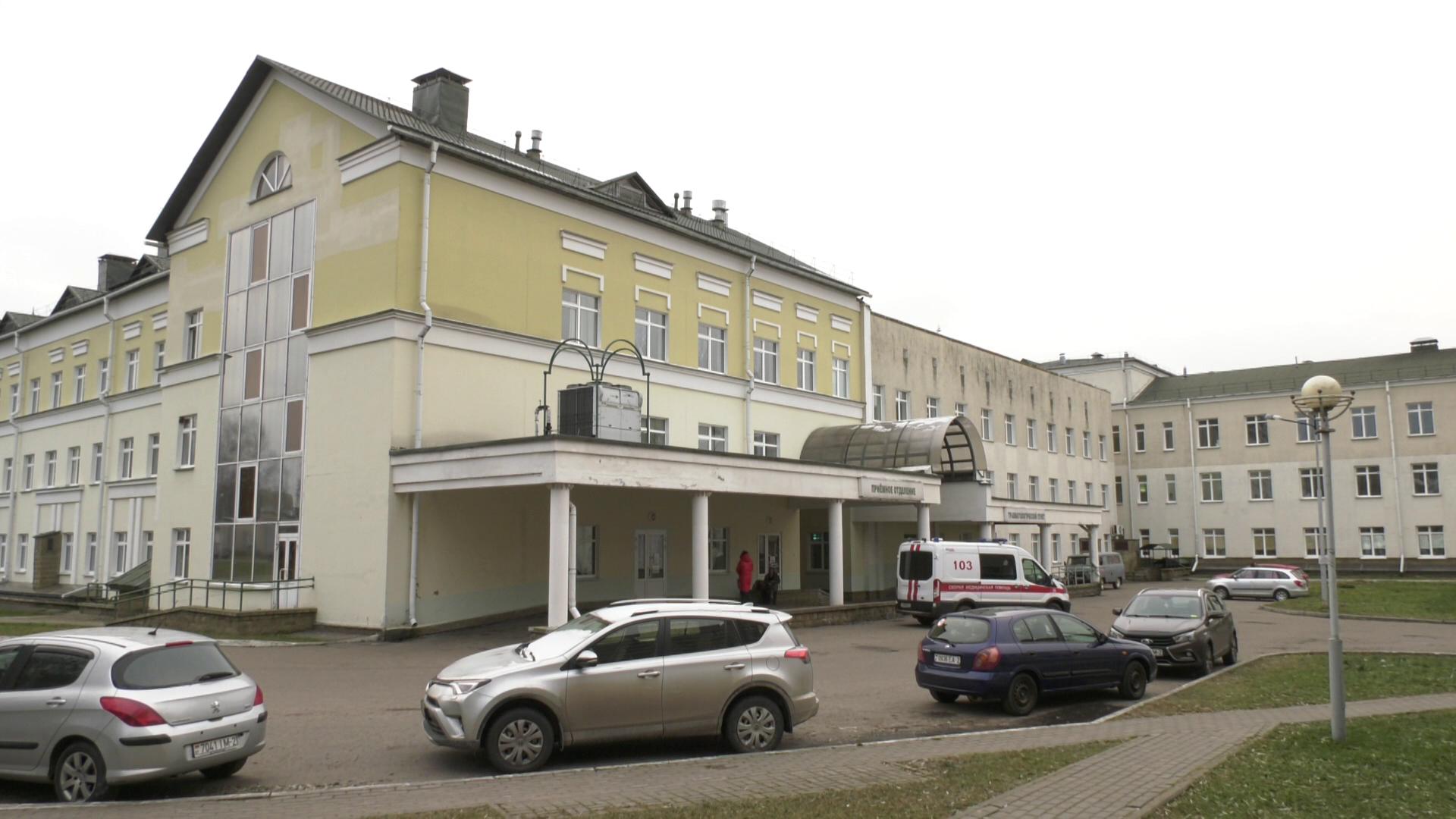 koronavirus - Число пациентов с COVID-19 снижается в Витебской области (видео)