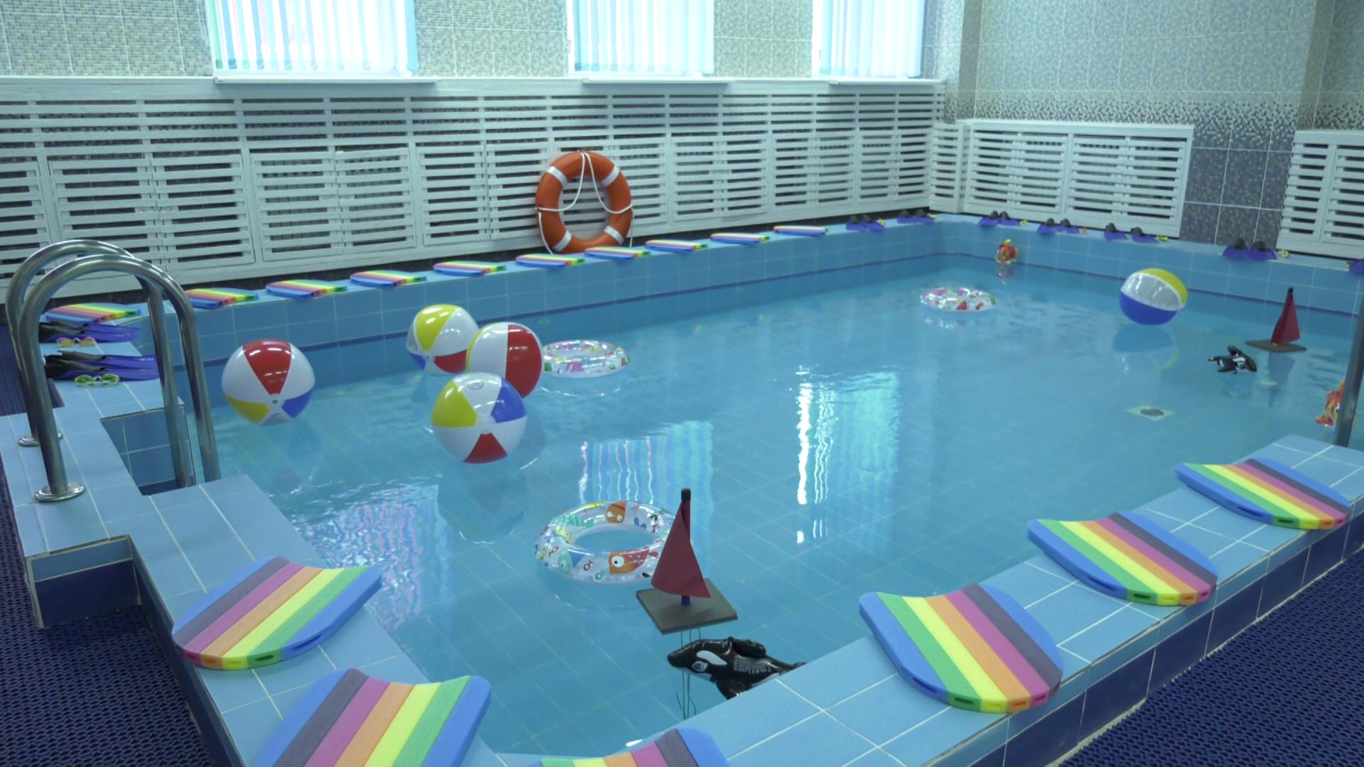 detsad - Детский сад с бассейном открыли в Поставах (видео)