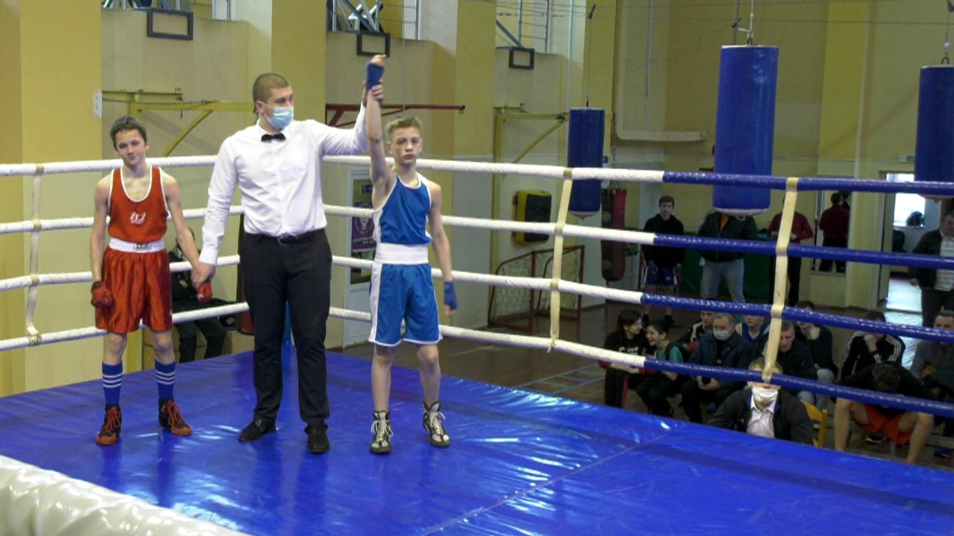 boks - Юношеская лига бокса в Витебске (видео)