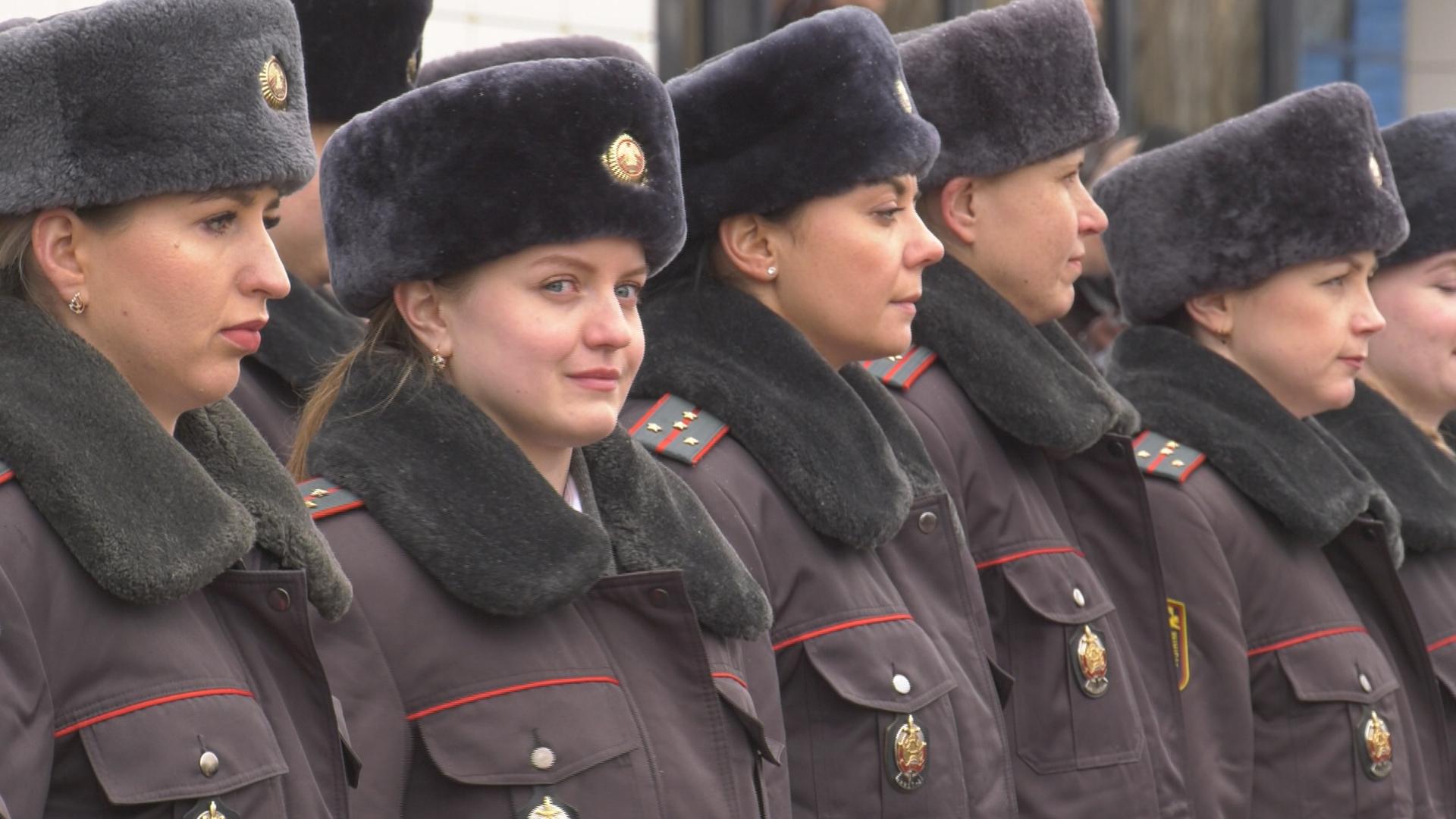 den milicii - Торжества по случаю Дня милиции прошли в Витебске (видео)