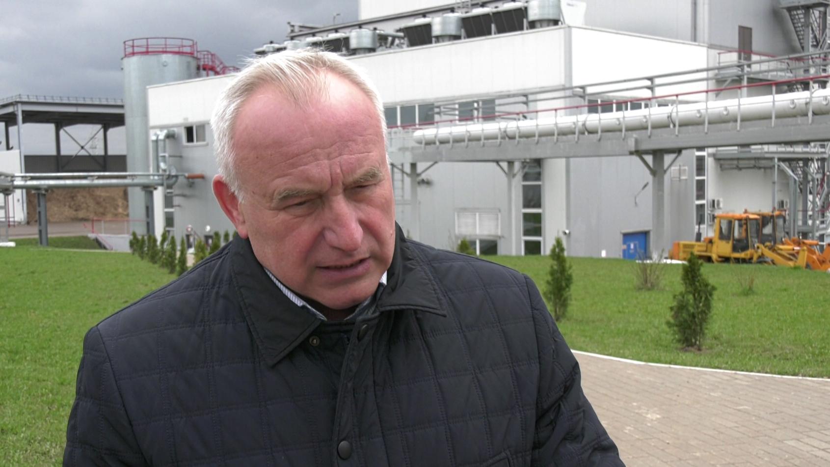 gubernator 1 - Министр энергетики Виктор Каранкевич побывал в Оршанском районе (видео)