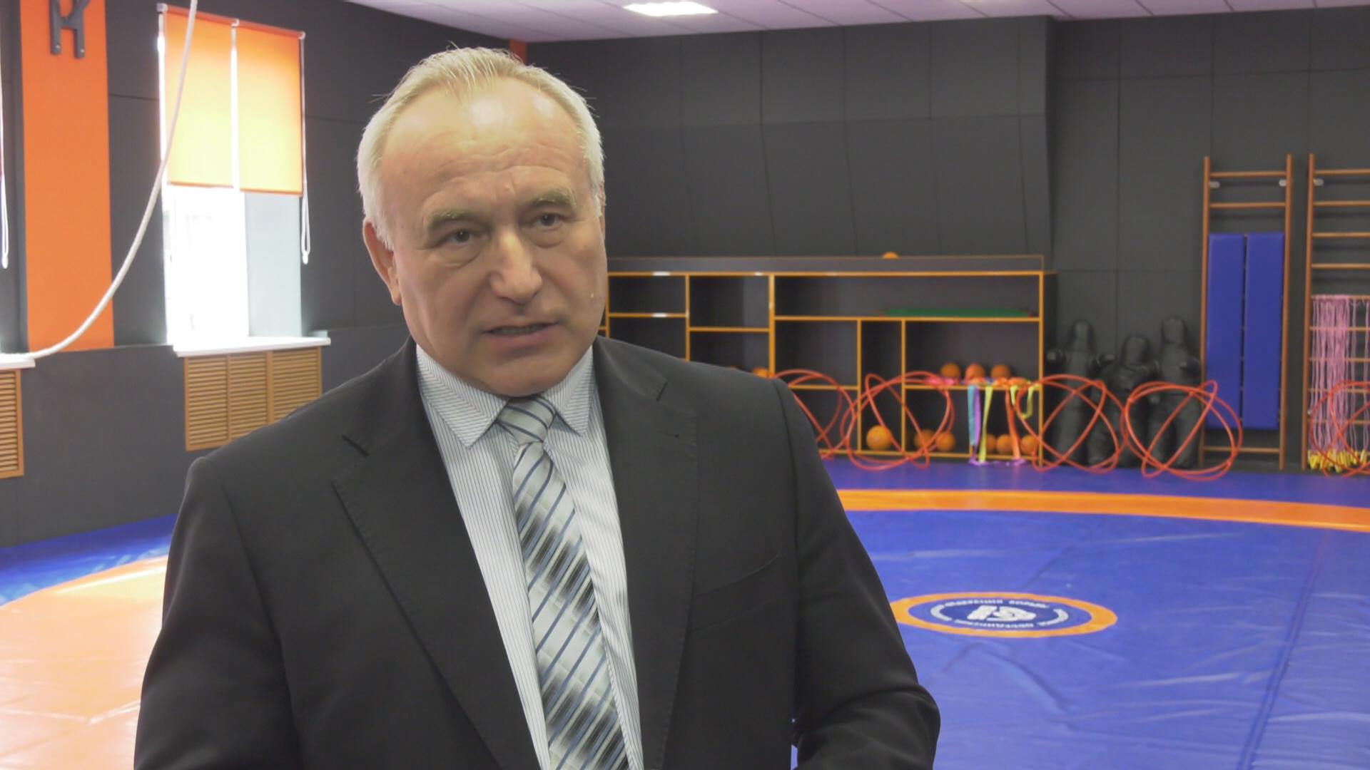 gubernator - В Поставах открыли спортзал для единоборств (видео)