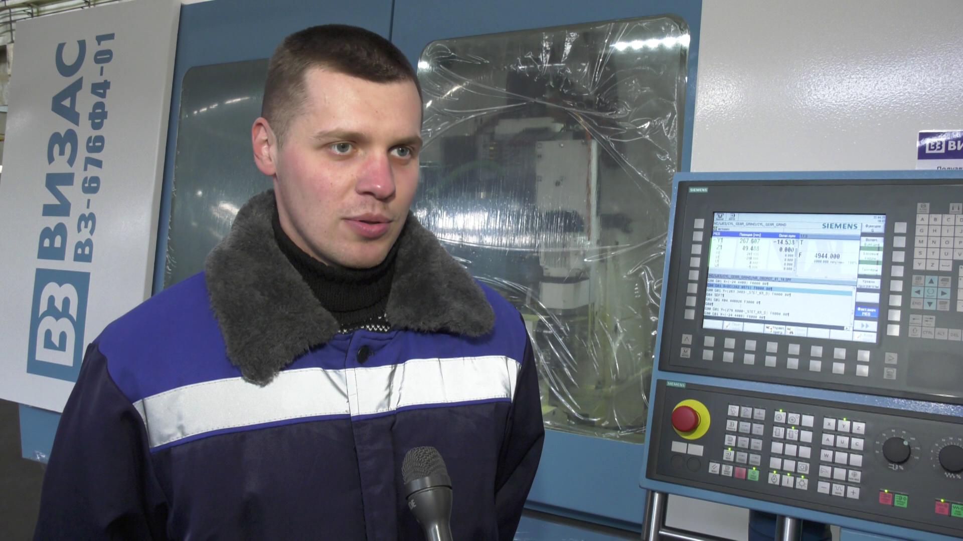vizas - Витебский «ВИЗАС» создаёт современные станки (видео)