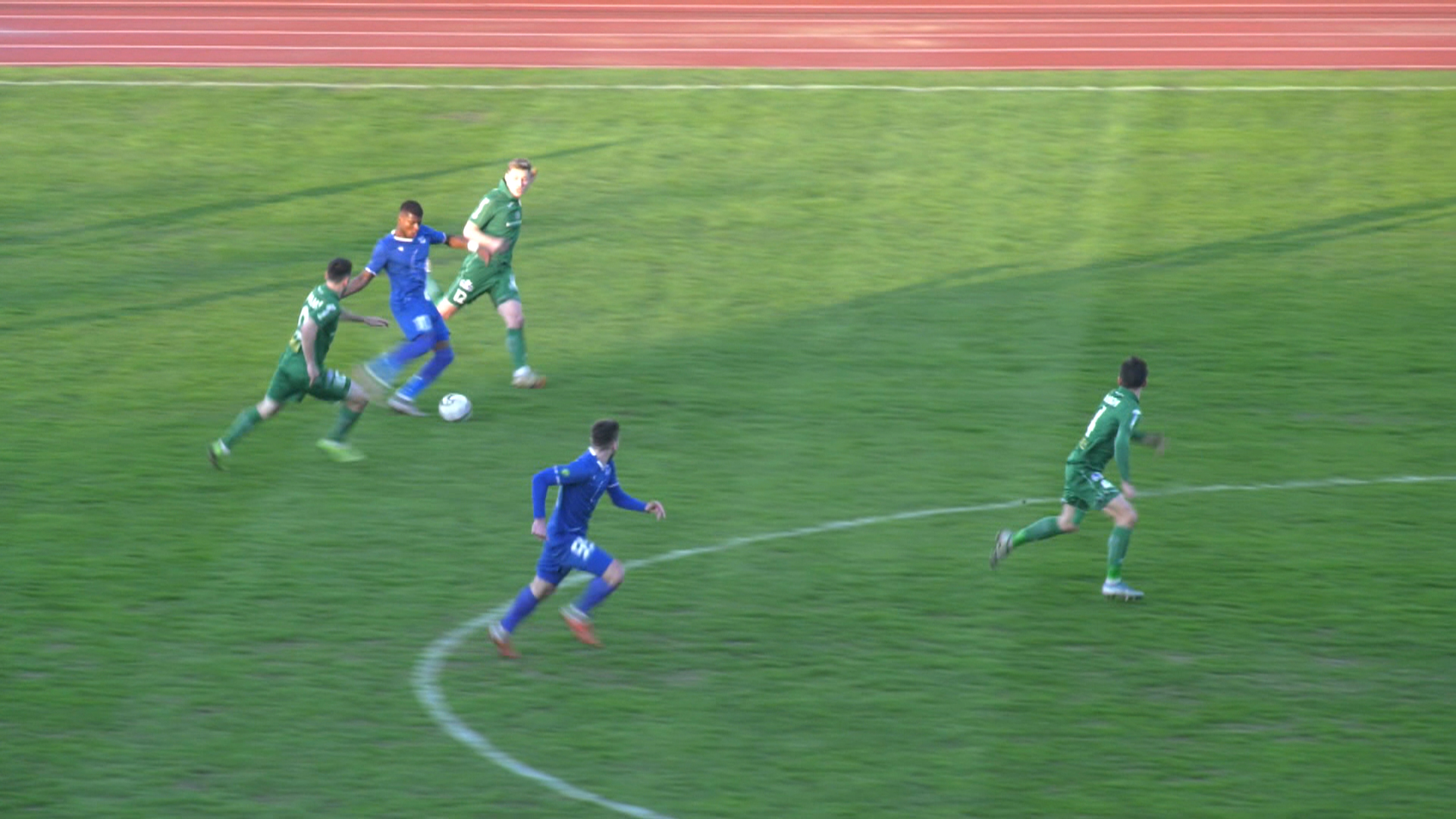 futbol - Безголевая ничья. Футбольный матч между «Витебском» и «Гомелем» (видео)
