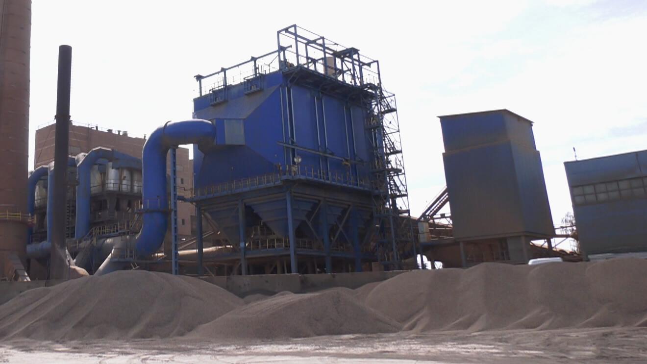 zavod - Новолукомльский завод керамзитового гравия (видео)