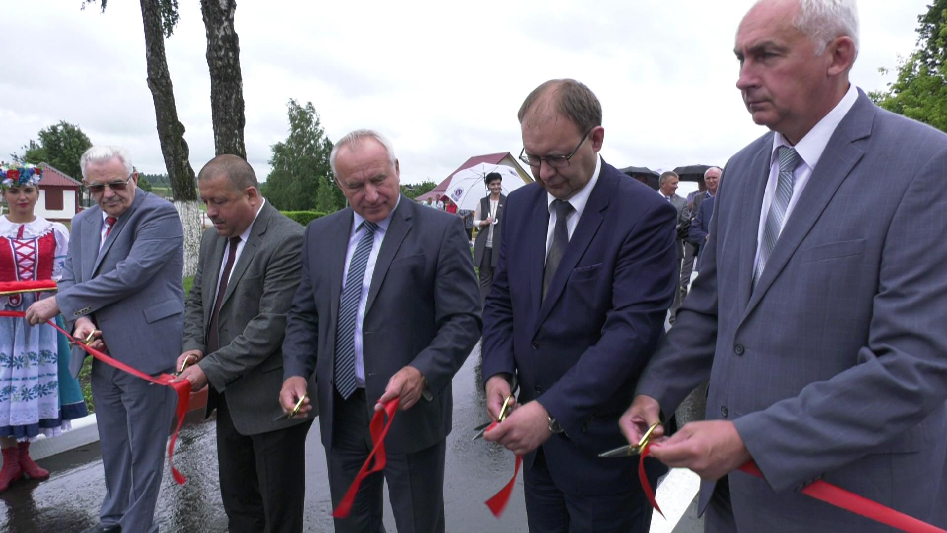 uchebnyj centr - Учебно-практический центр по производству молока открыли под Витебском (видео)