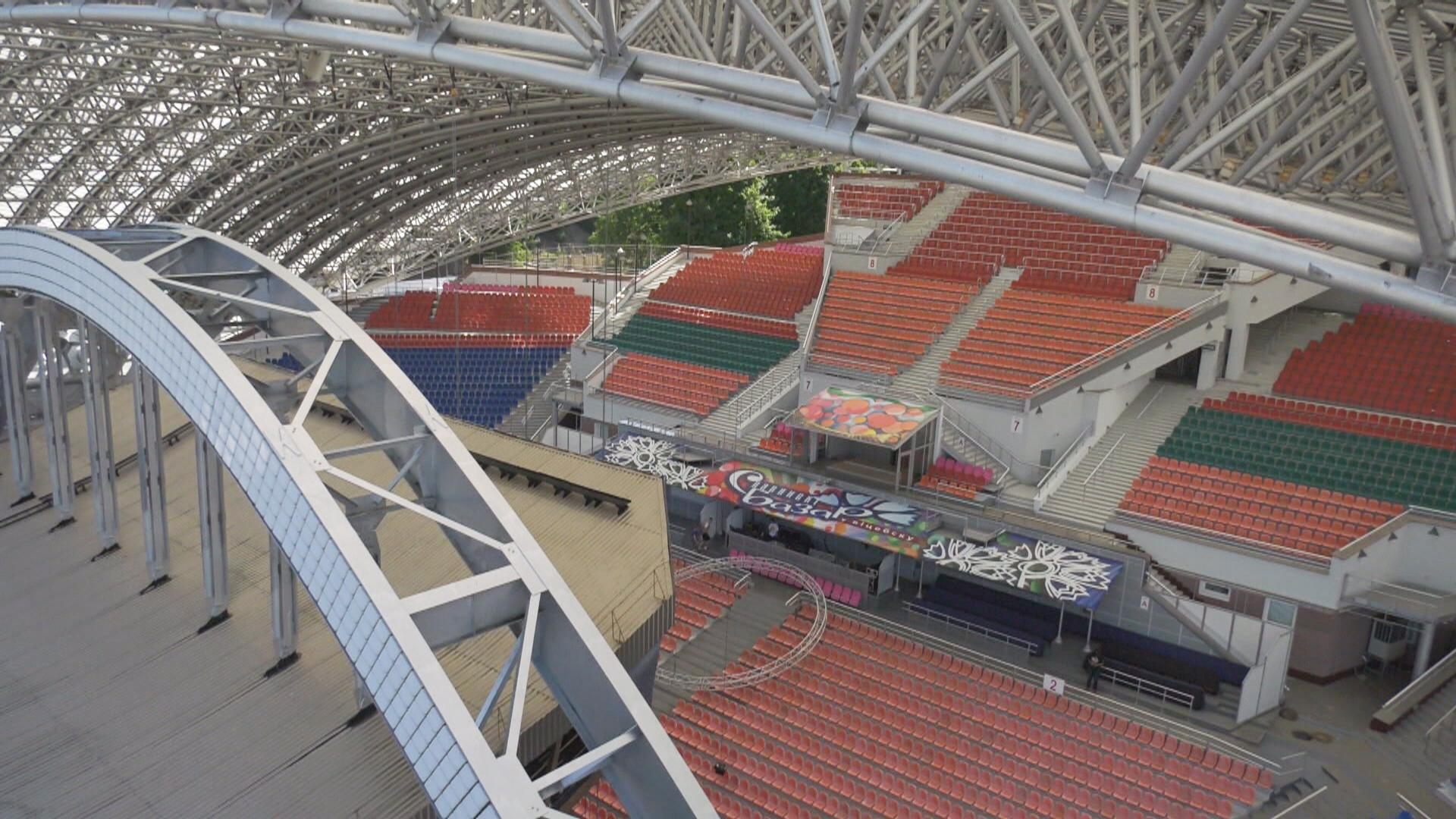 amfiteatr - Ровно через неделю в Витебске состоится открытие «Славянского базара» (видео)