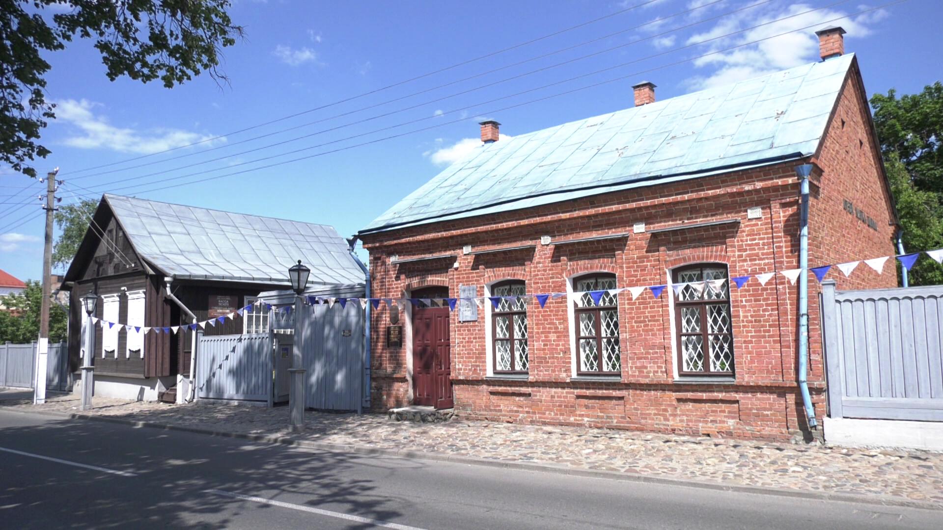 shagal - В Витебске отметили 134-й день рождения Марка Шагала (09.07.2021)