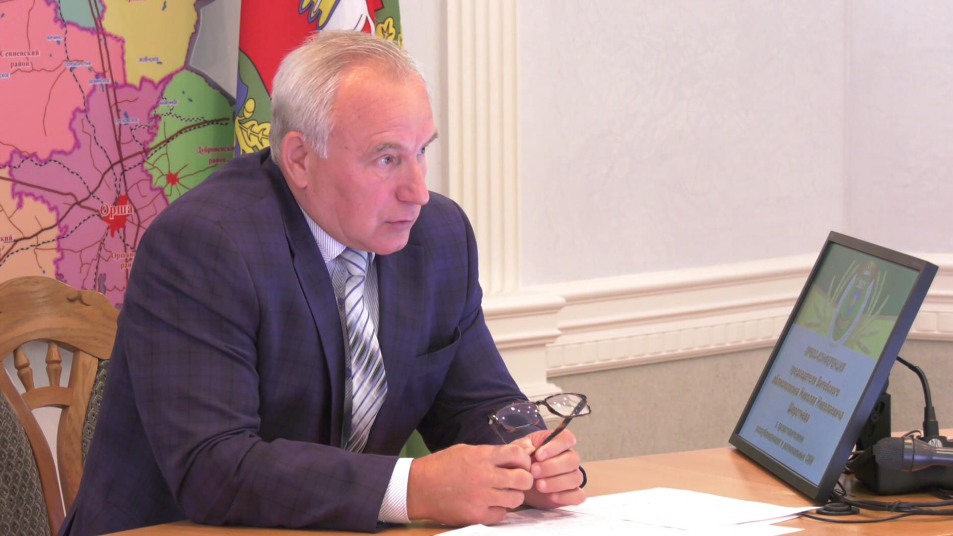 gubernator - Пресс-конференция Николая Шерстнёва накануне «Дажынак-2021» (видео)