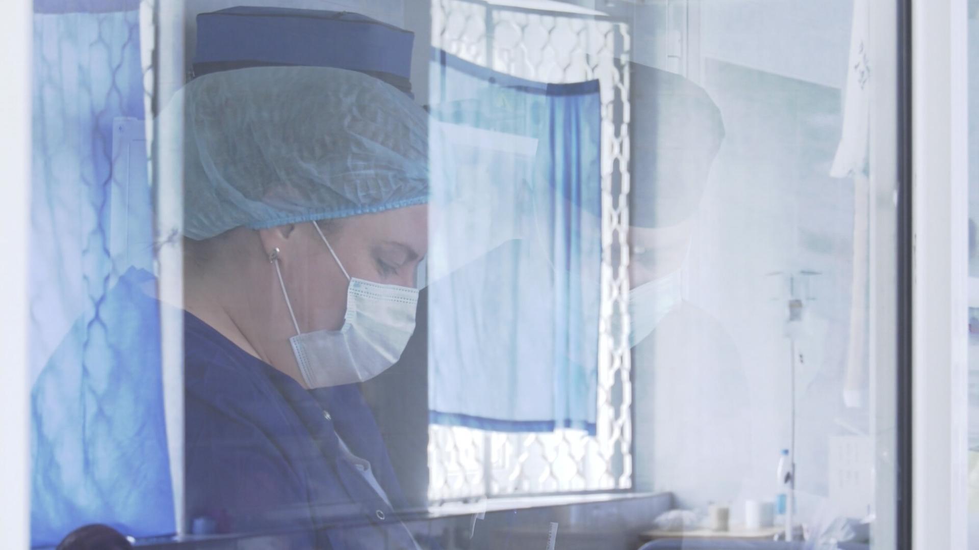 korona - Больница скорой помощи в Витебске становится госпиталем для ковид-пациентов (видео)