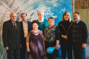 1 (27) - Голубой огонёк 55 лет ТРК Витебск