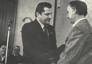 30 - 55 лет Витебской телерадиокомпании