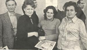 43 - 55 лет Витебской телерадиокомпании