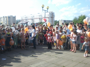 """CIMG3016 - """"Радио-Витебск"""" детям"""