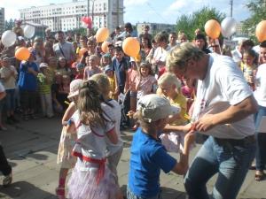 """CIMG3021 - """"Радио-Витебск"""" детям"""