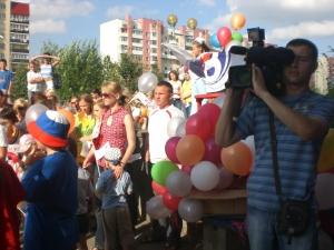 """CIMG3025 - """"Радио-Витебск"""" детям"""
