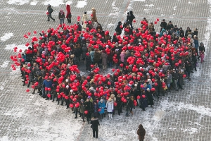valiancinka 20110214 01 - Наша валентинка
